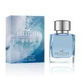 Perfume Hollister Wave For Him Edt 30ml Original Loja Fisica