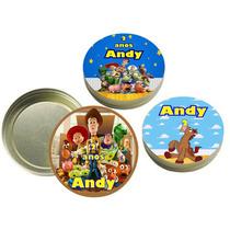 35 Latinhas Personalizadas Lembrancinhas Toy Story