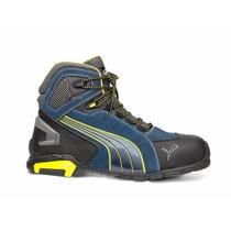 Zapato De Seg. Ind. Berrendo Puma Mod. 234