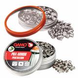 Kit Balines Calibre 5.5(.22) Gamo Pba Armor + Pba Platinum