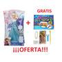 Oferta Muñeca Princesa Elsa Frozen Que Canta Original Barbie