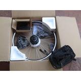 Kit Bicicleta Eléctrica Motor Ebike Completo 1 Listo Colocar