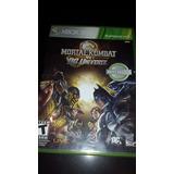 Mortal Kombat Xbox 360 Original