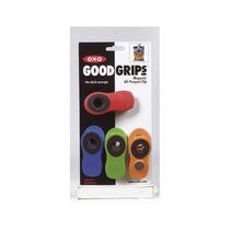 Clips Oxo Good Grips Bolsa, Set-de-4, Multicolor