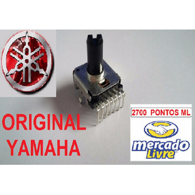 Potenciômetro Teclado Yamaha Psr-640 Volume Master Rotativo