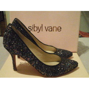 Zapatos De Fiesta Con Strass Sibyl Vane