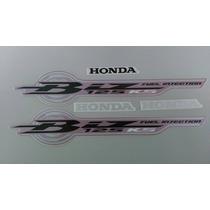 Kit Adesivos Honda Biz 125 Ks 2010 Rosa