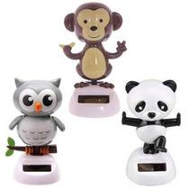 Mono Del Baile Solar, Búho, Kung Fu Panda