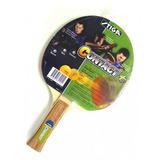 Raqueta Ping Pong Tenis De Mesa Stiga Contact Principiante