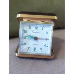 Reloj Despertador Ingraham