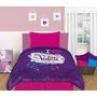 Frazada De Violetta 1 1/2 Plaza Microfibra Flannel Disney