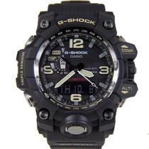 Relógio Casio G-shock Mudmaster Masculino Gwg-1000-1adr