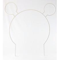 Estrutura Metálica,arco Para Balão Modelo Minnie Mickey