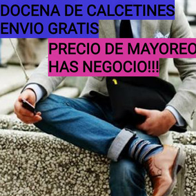 Docena De Calcetines Envio Gratis Precio Mayoreo Has Negocio