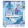 El Castillo Helado Elsa Pequeño Reino Frozen Avent B5197