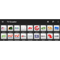 Television Por Internet, Iptv Ecuador, No Pague Mensualidad