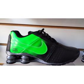 Nike Shox4 Molas Masculino E Feminino Promoção.