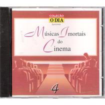 Cd Músicas Imortais Do Cinema Volume 4