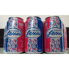Refrigerante Guaraná Jesus Pack Com 12 Latas De 350ml