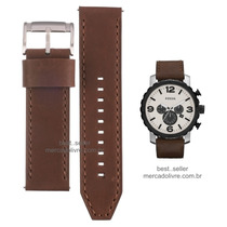 Pulseira Relógio Fossil Jr1390 Jr 1390 1354 Jr1354 Couro