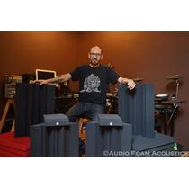 Mega Foam Pro Plus De Audio Foam Kit De Espuma Acústica