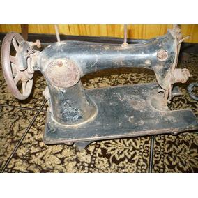 Antigua Maquina De Coser Para Decoración