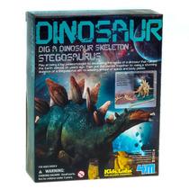 Kidz Labs / Esqueleto De Stegosaurus - 4m