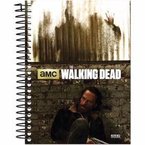 Caderno Espiral Capa Dura The Walking Dead 2017 96fls Pc 4