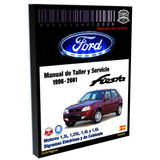 Manual De Taller Servicio Diagramas Ford Fiesta 1996 2001