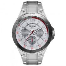 Relógio Orient Mbssm062 Svsx Prata Masculino - Refinado
