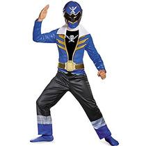 Disfraz De Power Rangers Mega Force Para Niño Talla L