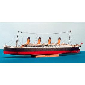 Rms Titanic 1:400 Modelo De Papel