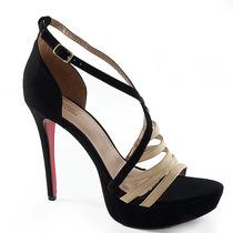 Sandália Sapato Show Numeração Grande 7421516e
