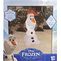 Juguete Figura Frozen Olaf Gemmy Airblown Navidad Inflable