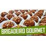 Brigadeiro Gourmet P/ Festa 100 Unidades - Vários Sabores