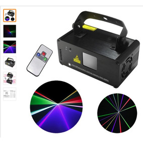 Laser Show Rgb 400mw Com Controle Remoto Frete Gratuito