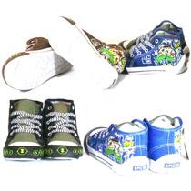 Zapatos Botines De Ben 10 Marca Spicer