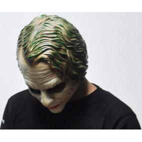 Máscara Coringa Batman Palhaço Fantasia Carnaval Pronta Entr