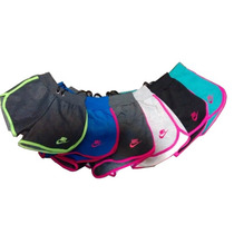Kit 10 Shorts Feminino Nike Varias Cores Promoção