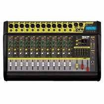 Mixer Potenciado Skp Vz100 Ii Usb+rec En Ituzaingo