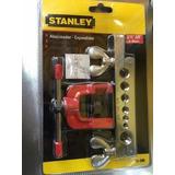 Juego De Pestañadora Y Expandidor Virolas Stanley 90-040 Bg