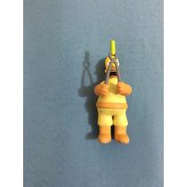 Simpsons Miniatura Coleção 20 Anos Raridade Homer