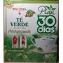 Té Verde Adelgazante Plan 30 Días - Rejuvenece La Piel