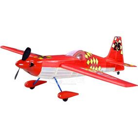 Guillows Avion Edge 540 P/ Armar En Madera Balsa 1/14