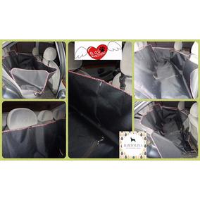 Funda Cobertor Cubre Asiento+laterales P/mascota+correa Seg