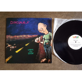 Dinosaur Jr. - Lp Where You Been - 1993 - Frete Grátis