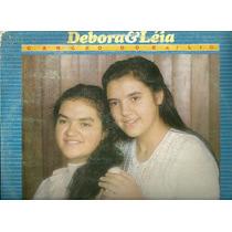 Vinil Debora E Leia - Voz Da Libertac