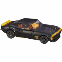 Boneco Hasbro Transformers Bumblebee A6509 Carro Super Turbo