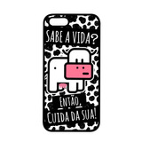 Capinha Capa Case É Tudo Vaca - Iphone 4s 5s 5c 6 Se