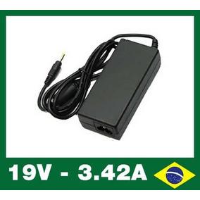Fonte Notebook Cce Positivo Intelbras Itautec 19v 3.42a 65w